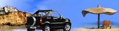 Algarve Car Hire Faro airport at best prices. Cheap and easy Algarve Car Rental