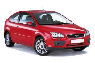 Algarve Car Hire cheap Ford Focus rental at Faro airport